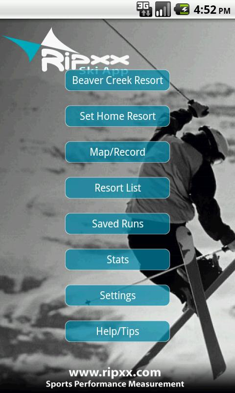 Ripxx Ski and Snowboard - screenshot