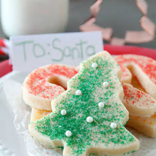 Perfect Sugar Cookie Cut-outs.