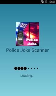 警方扫描仪笑话