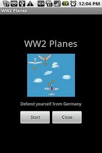 WW2 Planes Free