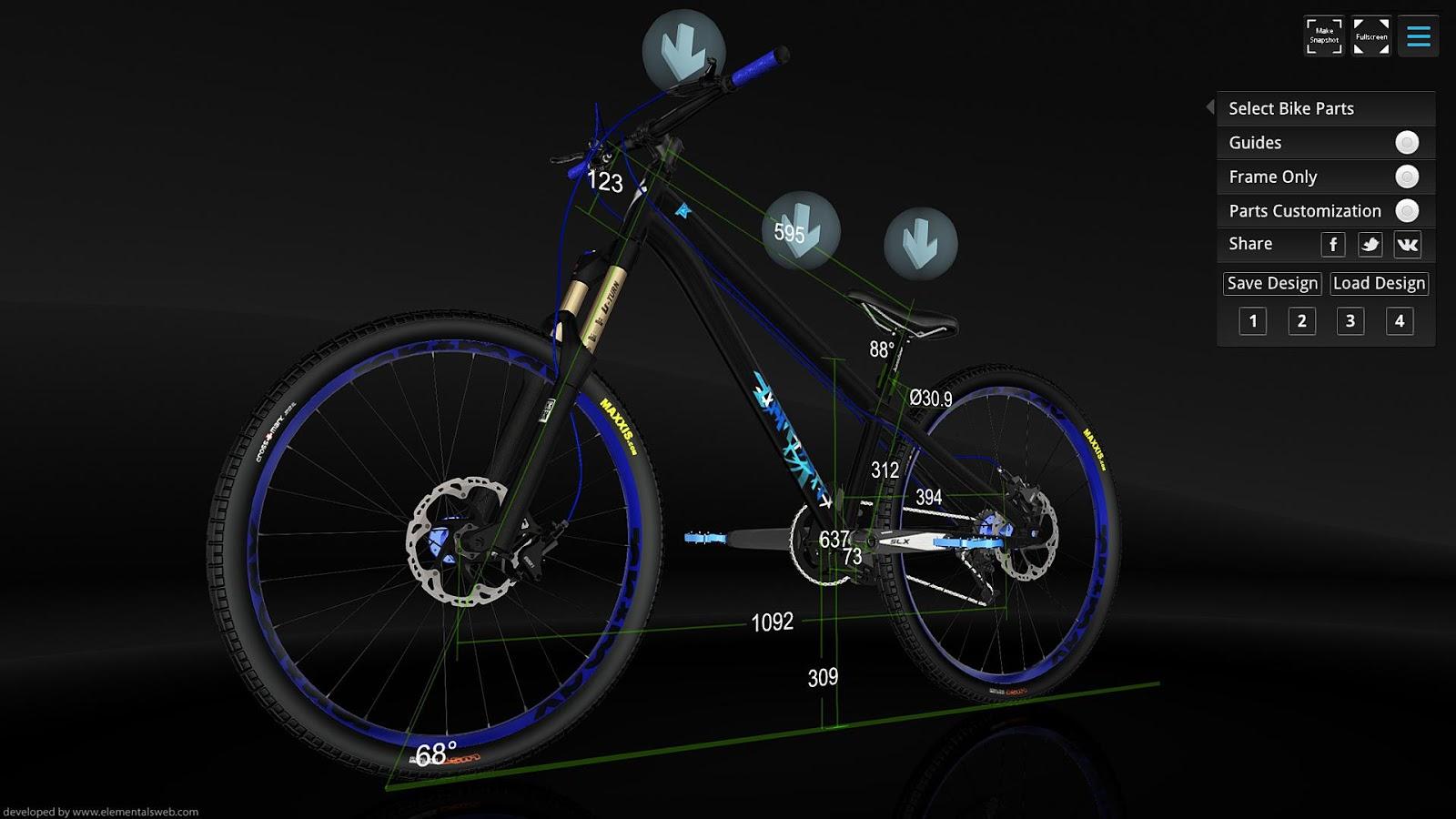 Bike 3d Configurator Bike D Configurator google