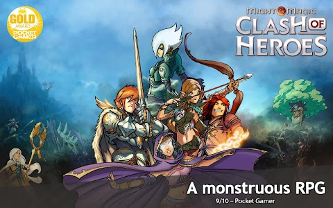 M&M Clash of Heroes v1.4 Mod Money