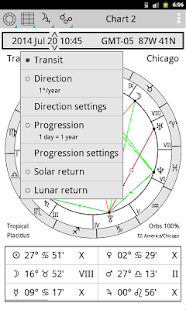AstroVizor Astrology - screenshot thumbnail
