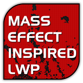 Mass Effect inspired LWP