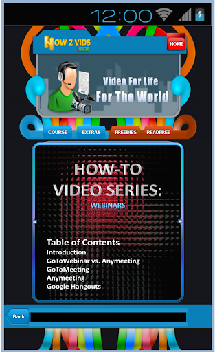 How To Video 2