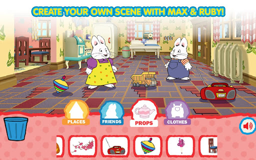 Max Ruby: Bunny Make Believe