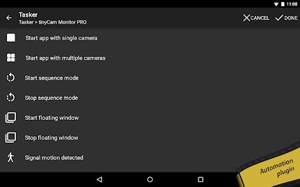 tinyCam Monitor PRO Screenshot 18