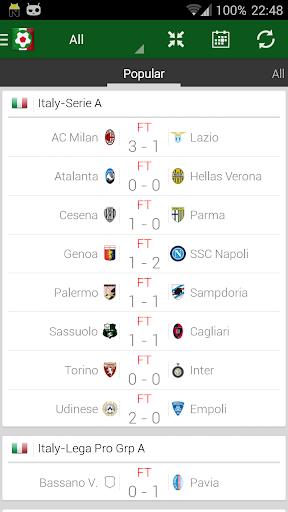 意大利足球 - 意甲