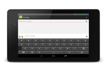 TypeDroid Pro with Keyboard screenshot 11