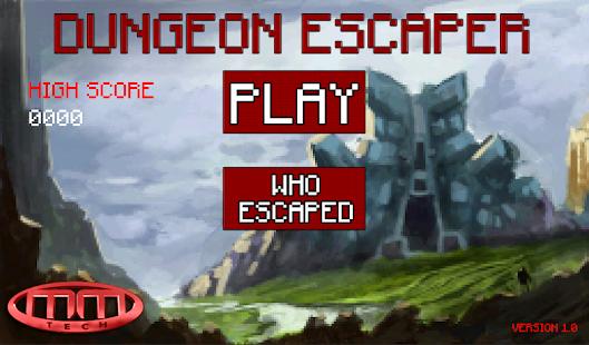 Dungeon Escaper
