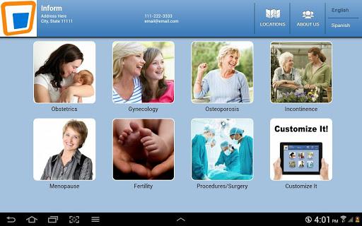 INform™ Patient Education App