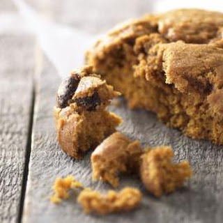 Pumpkin Cookies with Walnuts or Pecans