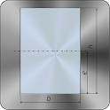 Cross-section performance icon