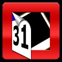 Expose Calendar Widget Beta logo
