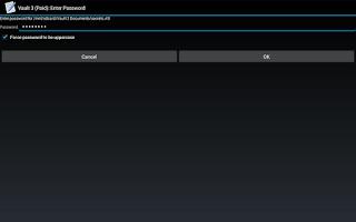 Screenshot of Vault 3 Outliner (Paid)
