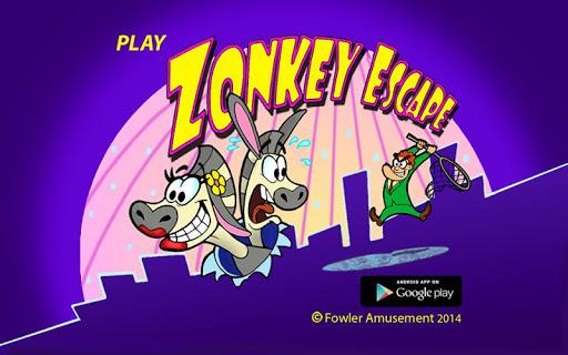 Zonkey Escape