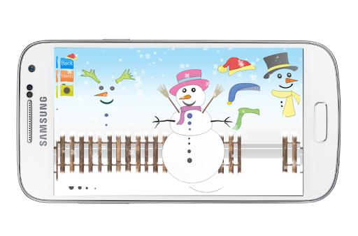 玩休閒App|snowman dressup christmasgames免費|APP試玩