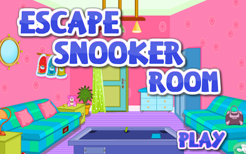 Escape Snooker Room