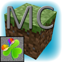 Mine Blockcraft Go Theme icon