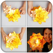 Origami without Internet