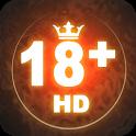 Phim 18+ HD icon