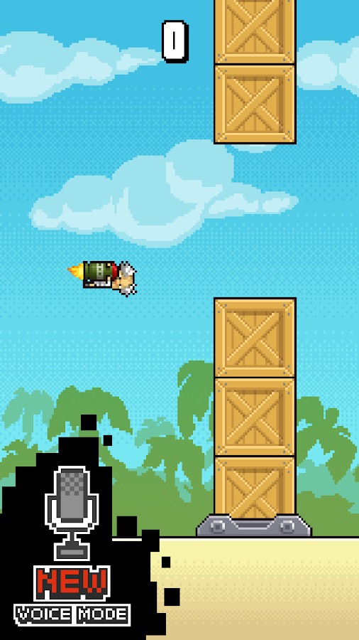 Ironpants- screenshot