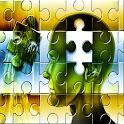 PuzzleMind Iguana HD logo