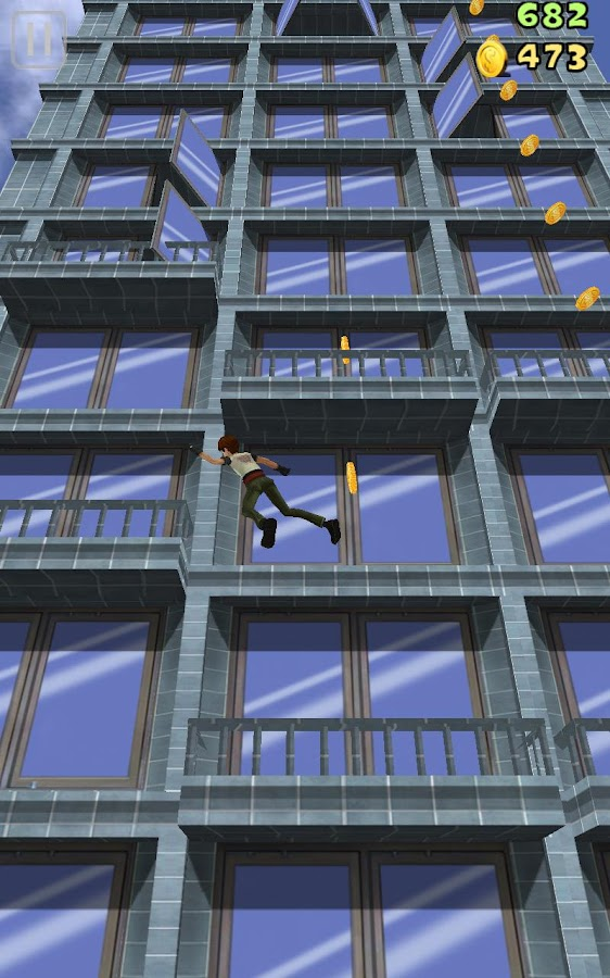 Crazy Climber - screenshot