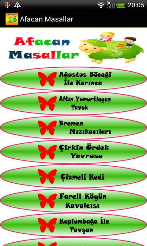 Afacan Masallar - Android Apps on Google Play