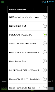 Best Hardstyle Radios Donate screenshot 1