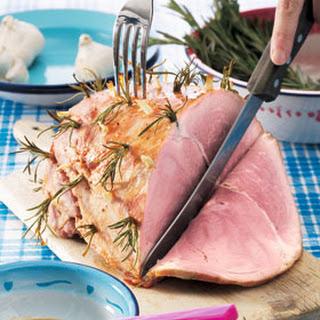 Hele Ham Uit De Oven