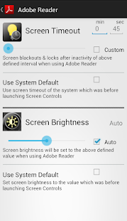 Screen Controls (Beta) - screenshot thumbnail