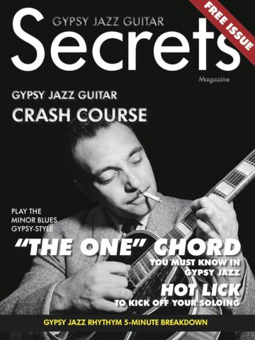 Gypsy Jazz Guitar Secrets- screenshot