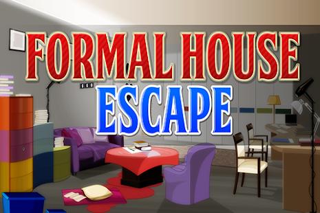 Formal House Escape - screenshot thumbnail