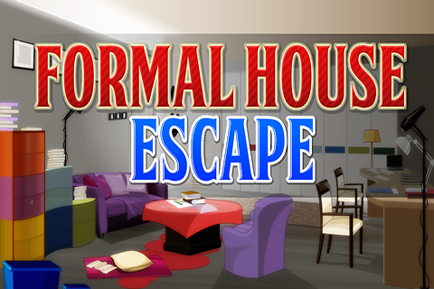 Formal House Escape- screenshot