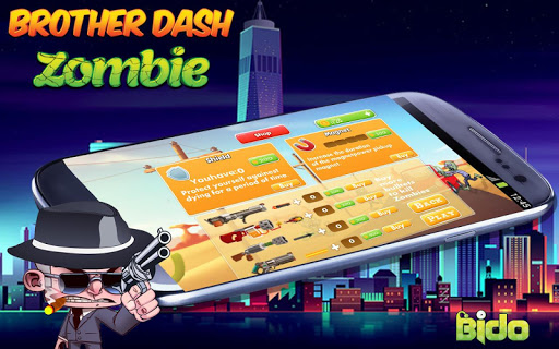 Brothers Dash Zombie