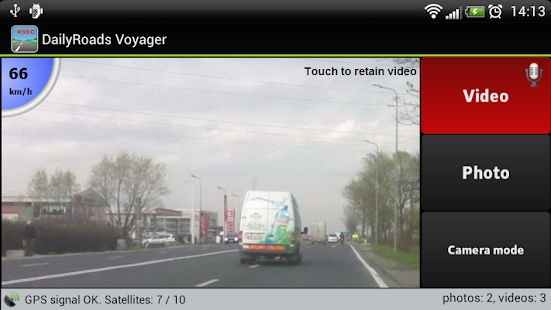 DailyRoads Voyager - screenshot thumbnail