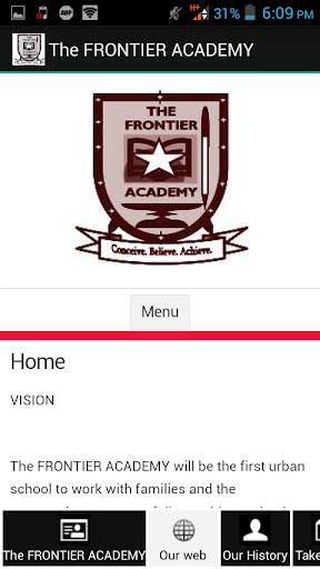 【免費教育App】The Frontier Academy Eastleigh-APP點子