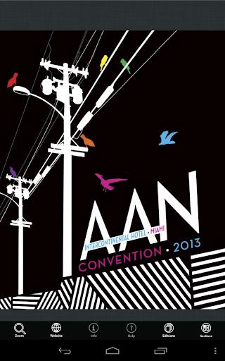 2013 AAN Convention Miami