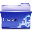 AndroSurf File Browser icon
