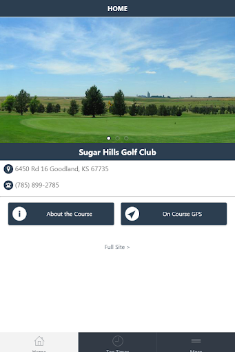 Sugar Hills Golf Club