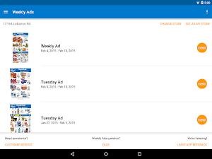 2 Kroger App screenshot