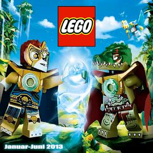 Lego Catalog 2013 書籍 App LOGO-APP試玩
