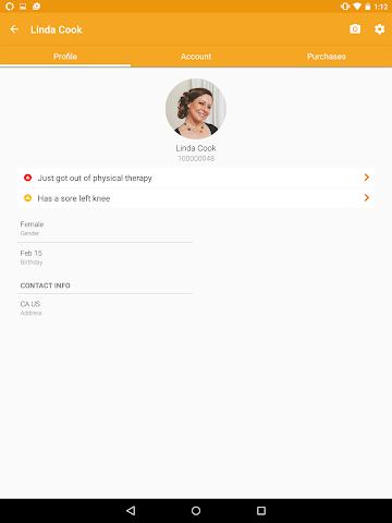 android MINDBODY Express Screenshot 4