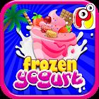 Frozen Yogurt Maker -Kids Game icon