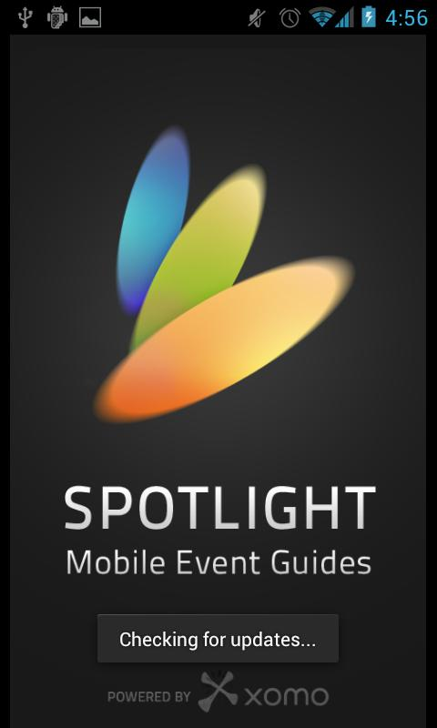 Spotlight Event Guide- screenshot