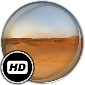 Panorama Wallpaper: Desert
