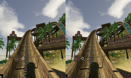 Swivel Gun! VR Log Ride (beta)- screenshot thumbnail