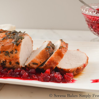 Rosemary Sage Pork Loin Roast