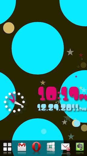 玩免費個人化APP|下載圓點流! Polka Dots Flow! app不用錢|硬是要APP